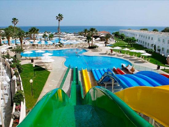 Resort Kreta met tieners