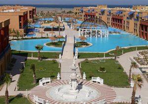 Geniet van je vakantie in Egypte met zwemparadijs