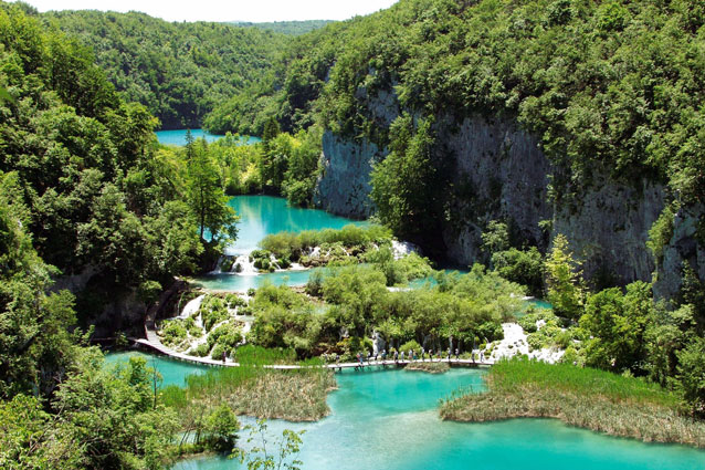 Resort Kroatië met tieners