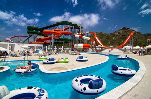 Hotel met subtropisch zwembad nederland