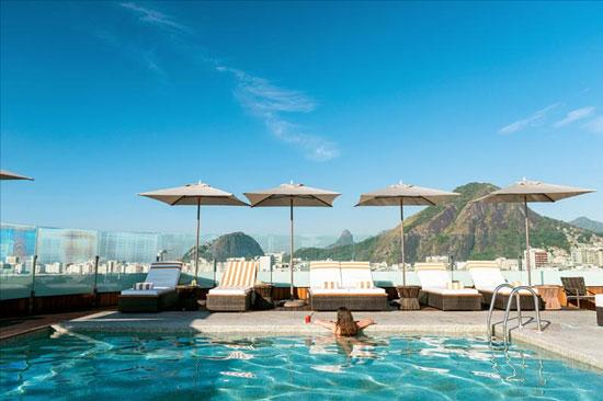 Vakantie Rio de Janeiro met tieners