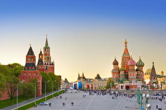 familierondreis door Moskou