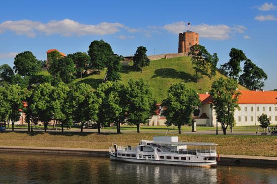Rondreizen door Vilnius