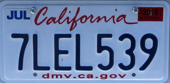 Rondreis in Californië met tieners