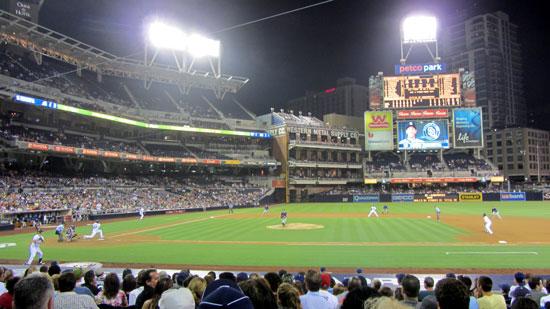 Sportwedstrijden bezoeken in Californië