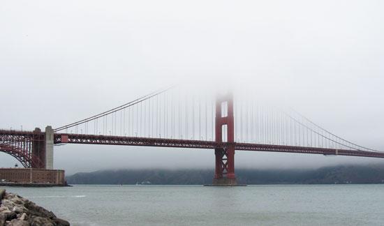 De Golden Bridge van San Francisco ontdekken