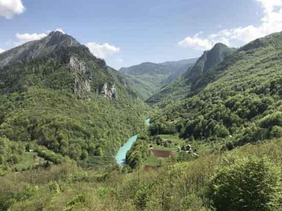 Unieke rondreis voor jongeren in Montenegro