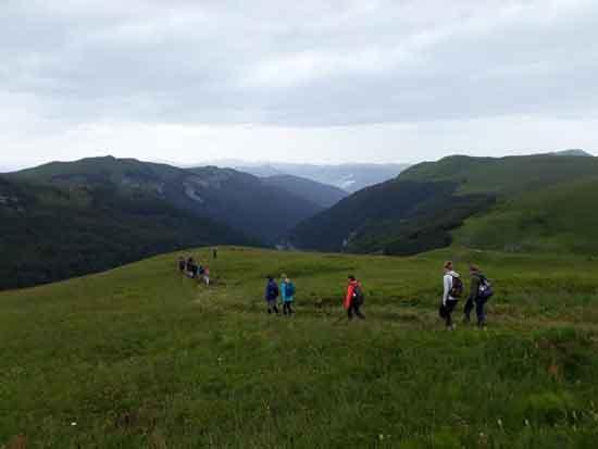 Jongeren rondreis Montenegro