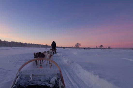 Rondreis door Finland met oudere jeugd