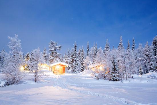 Rondreizen door Lapland met tieners
