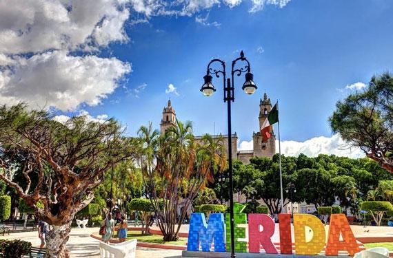 Rondreis Mexico met tieners