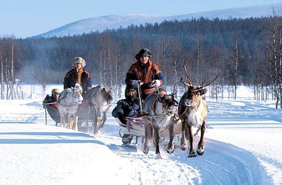 Rondreis Finland met tieners