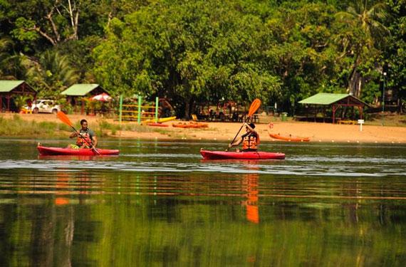 Rondreis Suriname met tieners