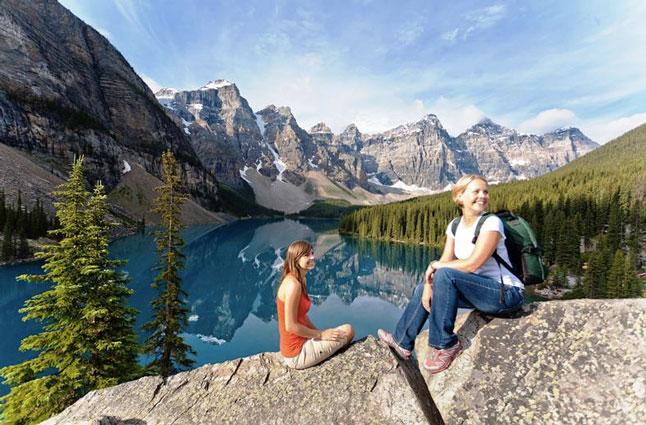 Rondreis door Canada met tieners
