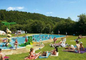Avontuurlijke vakantie in de Ardennen vanuit leuke camping