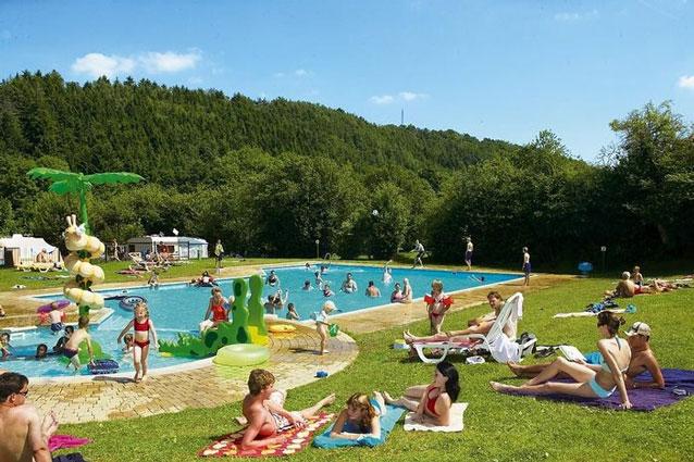 Vakantie in de Ardennen met tieners