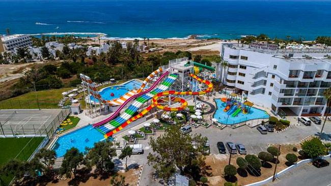 Splashworld hotels - Zwemparadijzen