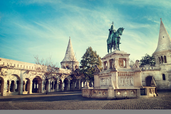 Stedentrip Boedapest met tieners