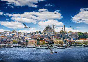Ontdek het indrukwekkende Istanbul vanuit super gelegen hotel