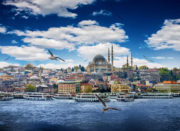 Stedentrip Istanbul met tieners