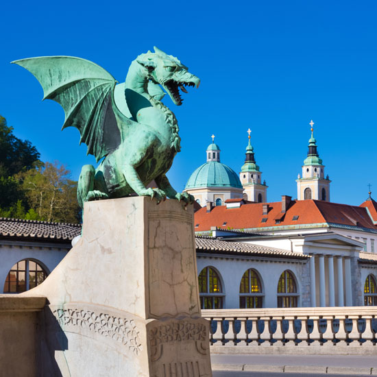 Stedentrip Ljubljana met tieners