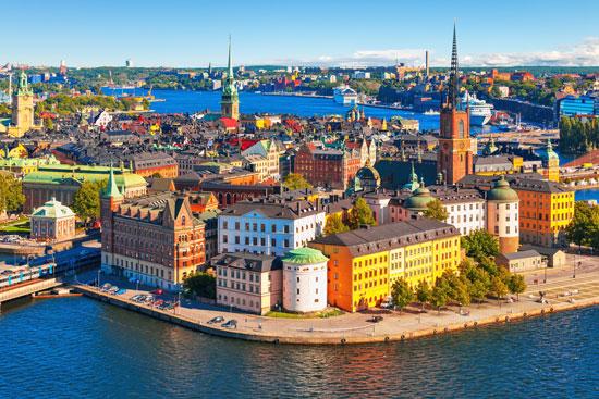 Stedentrip Stockholm met tieners