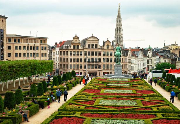 Stedentrip Brussel met tieners
