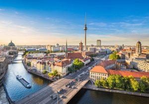 Ontdek de stad met een rijke historie en talloze opties: Berlijn
