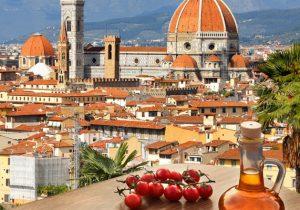 Het prachtige Florence ontdekken vanuit gezellig familiehotel