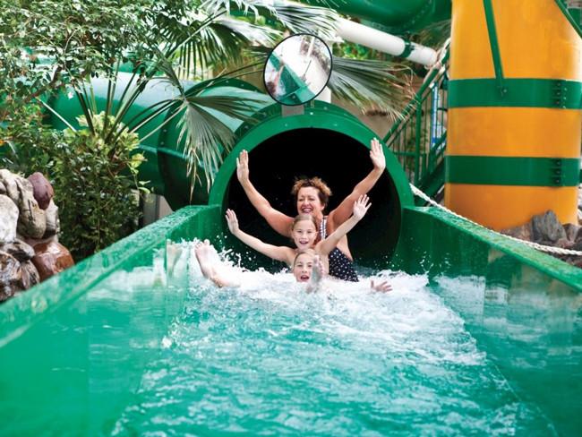 Subtropisch zwembad Nederland Landal