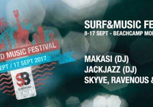 Doe mee met de surfingweeks of ga naar het Surf & Music Festival!