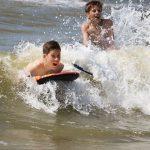 Golfsurfen bij dé surfspot van Nederland: 's-Gravenzande!