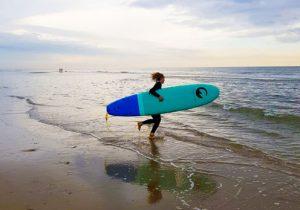 Strand- en surfvakantie in surfspot: Camperduin!