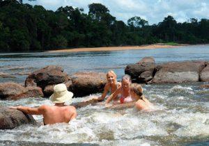 16-Daagse Rondreis door het zonnige en veelzijdige Suriname!