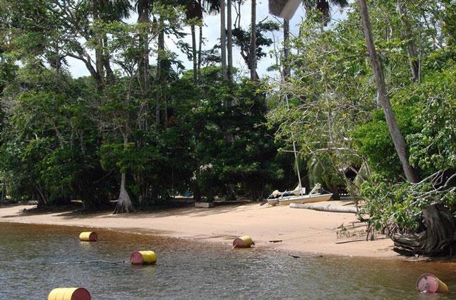 Rondreis in Suriname met tieners