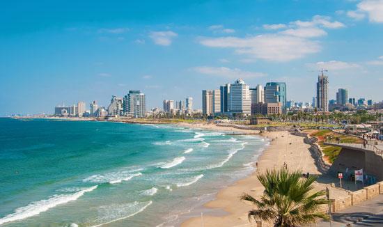 Citytrip Tel Aviv met tieners