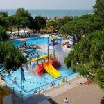 Super camping aan de kust van Venetië