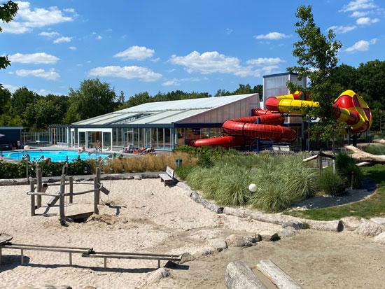 Vakantiepark Ackersaté met tieners