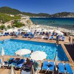 Genieten in een mooi hotel op Ibiza