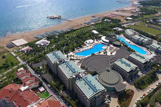 Top all-inclusive hotel Turkije