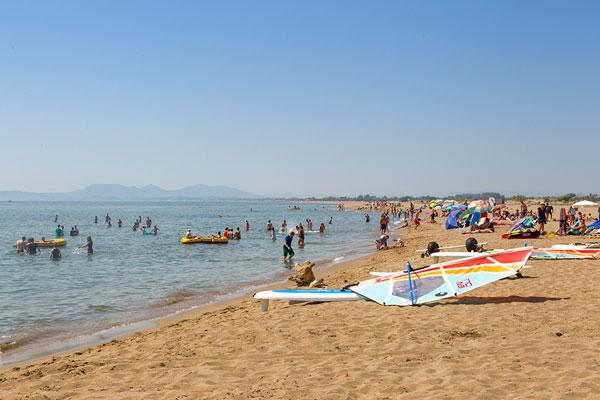 Top camping Costa Brava met tieners