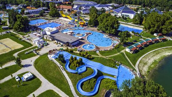 Vakantie met aquapark in Slovenië