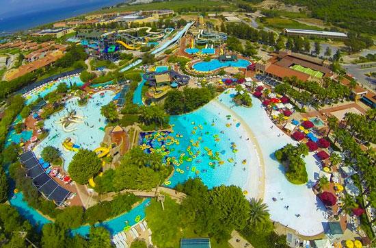 Luxe vakantie Turkije met oudere jeugd