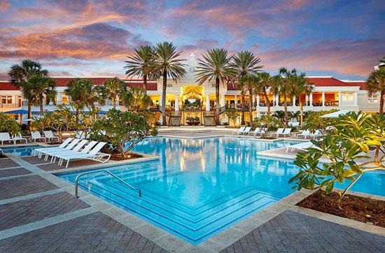 Top resort Curaçao met tieners