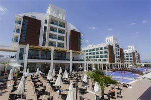 Prachtig all-inclusive hotel in Turkije