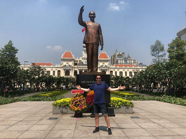 Uitstapjes Ho Chi Minh City tieners jongeren