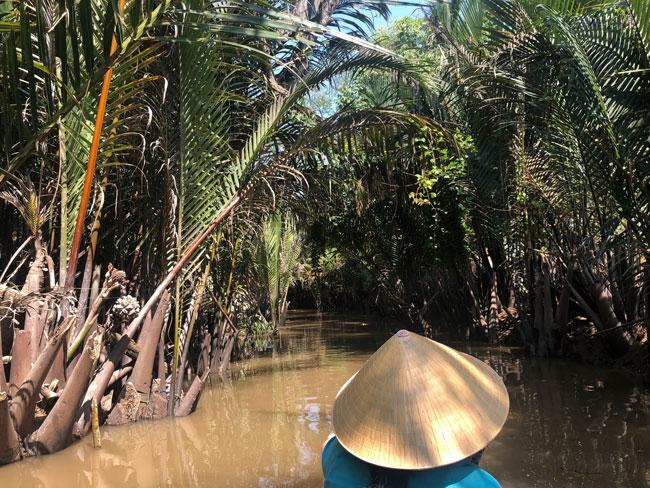 Ontdek Mekong River met tieners jongeren