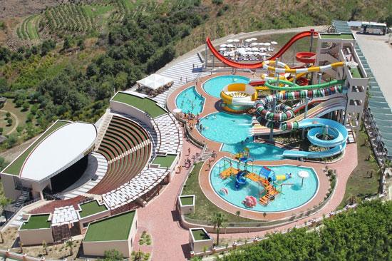 Vakantie Alanya met aquapark