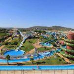 Zonnig hotel met aquapark in de Portugese Algarve