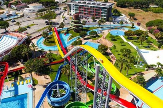 Vakantie Algarve met aquapark